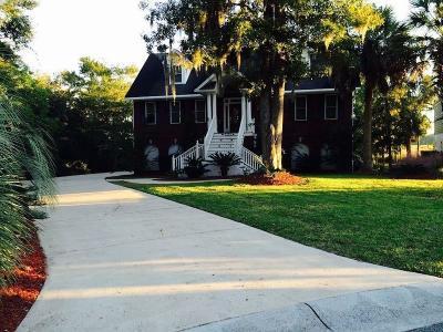 North Charleston Single Family Home Contingent: 8278 Wild Indigo