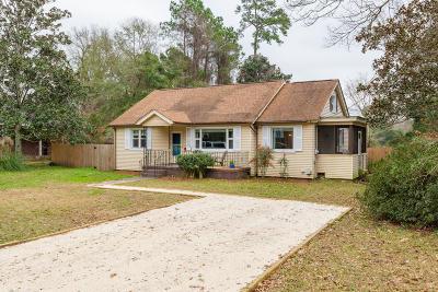 Single Family Home Contingent: 802 Castle Avenue
