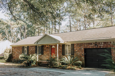 Mount Pleasant Single Family Home For Sale: 1133 Rifle Range Road