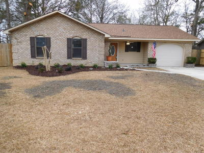 Goose Creek Single Family Home Contingent: 13 Clearwater Drive