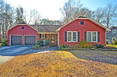 Dorchester County Single Family Home For Sale: 117 Savannah Round