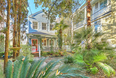 Charleston SC Single Family Home For Sale: $599,900