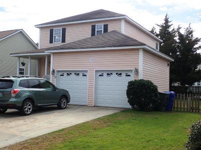 Ocean Neighbors Single Family Home For Sale: 1525 Ocean Neighbors Boulevard