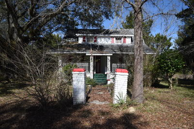 Berkeley County, Charleston County, Dorchester County Single Family Home For Sale: 950 Solleys Lane