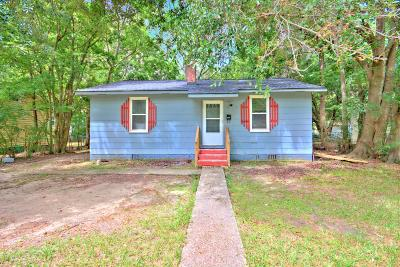 North Charleston Single Family Home For Sale: 2684 Houston Street