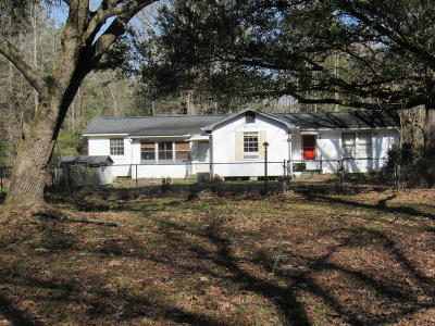 Ridgeville Single Family Home Contingent: 296 W Meadow Drive