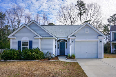 Single Family Home Contingent: 524 Carters Grove Road