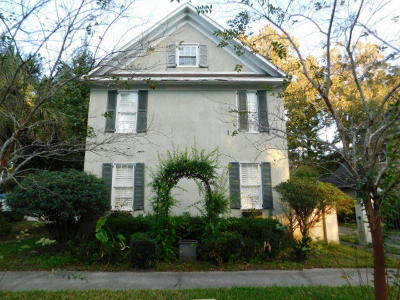 Mount Pleasant Single Family Home Contingent: 986 Governors Road