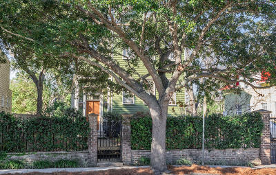 Charleston Single Family Home For Sale: 26 Mary Street