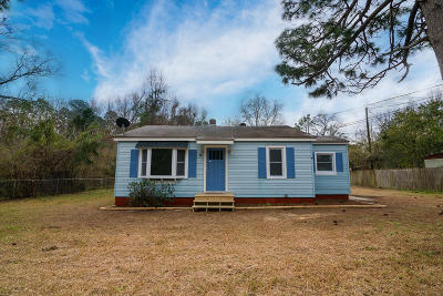 North Charleston Single Family Home Contingent: 2717 Wheaton Street