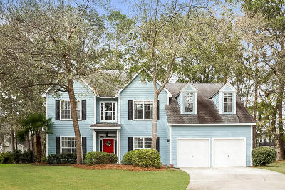 Single Family Home For Sale: 2708 Governors Point Court