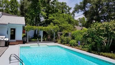 Charleston Single Family Home For Sale: 6 N Hampton Drive