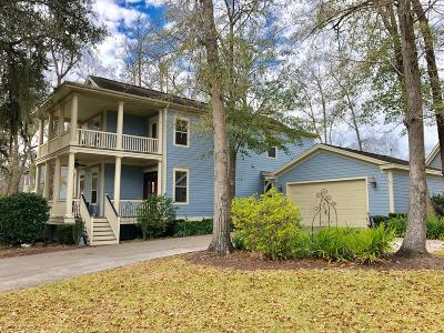 North Charleston Single Family Home For Sale: 8554 Refuge Point Circle