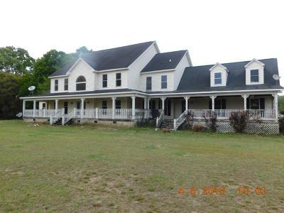 Johns Island Single Family Home For Sale: 3752 Humbert Road