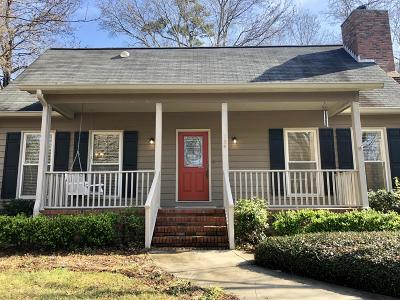 Mount Pleasant Single Family Home For Sale: 784 Milldenhall Road