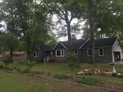 Walterboro Single Family Home For Sale: 764 Dandridge Road