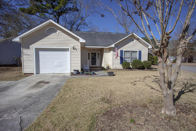 Goose Creek Single Family Home For Sale: 209 Commons Way