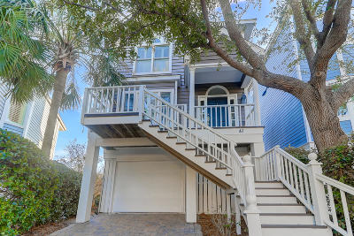 Isle Of Palms Single Family Home For Sale: 47 Ocean Point Drive