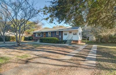 Mount Pleasant Single Family Home Contingent: 1454 Hindman Avenue