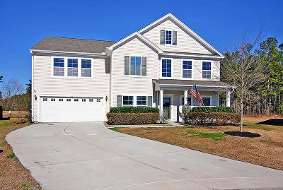 Goose Creek Single Family Home Contingent: 214 Pagoda Tree Drive