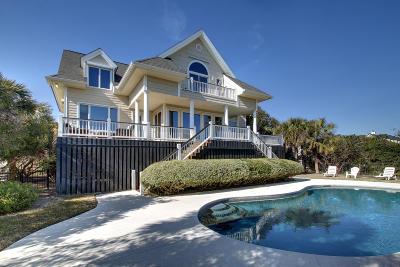 Isle Of Palms Single Family Home Contingent: 206 Charleston Boulevard