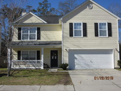 Berkeley County, Charleston County, Dorchester County Single Family Home For Sale: 5123 Morrow Lane