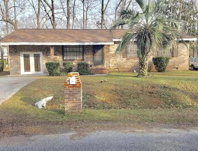 Berkeley County, Charleston County, Dorchester County Single Family Home For Sale: 772 Cartwright Drive