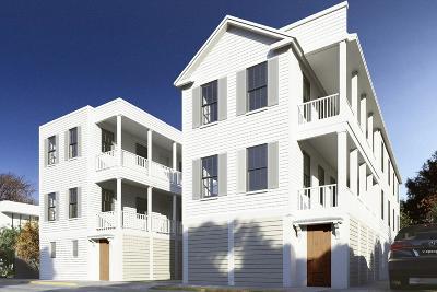 Single Family Home For Sale: 28 (& 26) Aiken Street