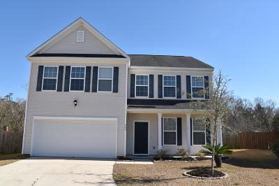 Goose Creek Single Family Home For Sale: 248 Donatella Drive