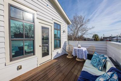 Charleston Single Family Home For Sale: 24 Line Street