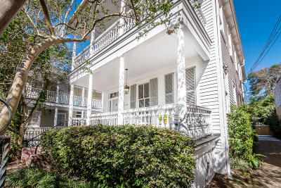 Charleston Single Family Home Contingent: 236 Rutledge Avenue