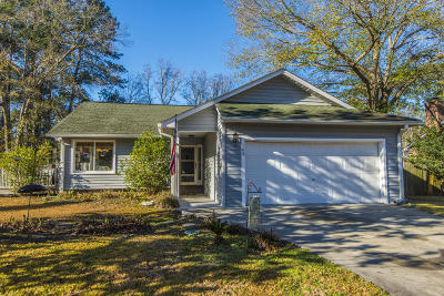 Goose Creek Single Family Home For Sale: 109 Westerfield Drive