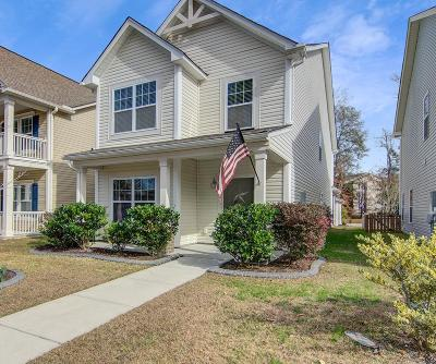 Berkeley County, Charleston County, Dorchester County Single Family Home For Sale: 4930 Ballantine Drive