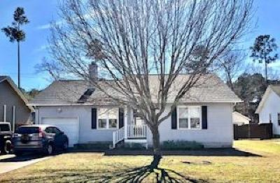 Goose Creek Single Family Home For Sale: 216 Two Hitch Road