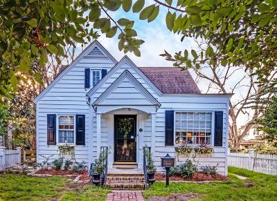 Charleston SC Single Family Home For Sale: $997,500