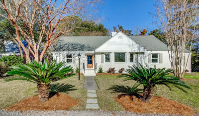Charleston Single Family Home For Sale: 16 Jamaica Drive