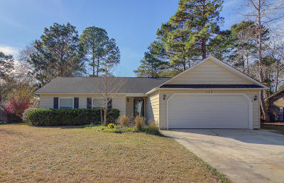Berkeley County, Charleston County, Dorchester County Single Family Home For Sale: 112 Ewell Court