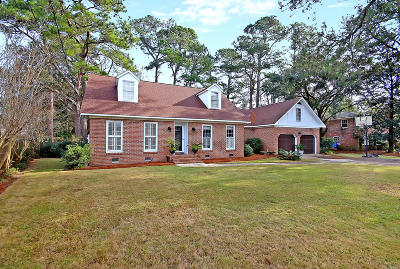 West Ashley Plantation Single Family Home For Sale: 1889 Ashley Hall Road
