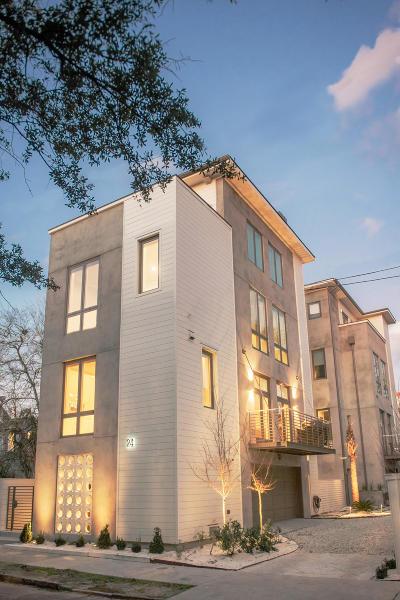 Charleston Single Family Home For Sale: 24 Ogier Street #B