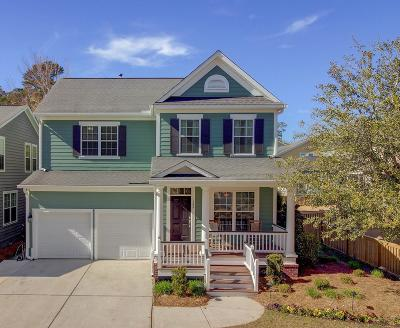 Dorchester County Single Family Home For Sale: 142 Ashley Bluffs Road