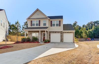 Moncks Corner Single Family Home For Sale: 401 Thoroughbred Drive