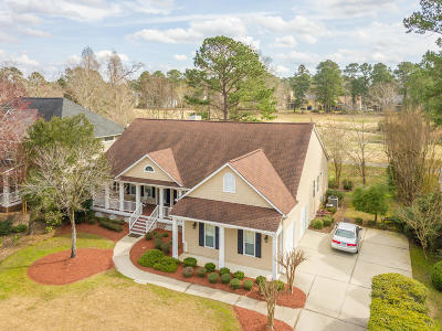 Summerville Single Family Home Contingent: 1197 Out Of Bounds Drive