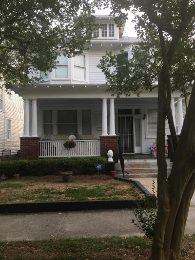 Charleston Single Family Home For Sale: 5 Glenwood Avenue