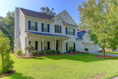 Summerville Single Family Home For Sale: 815 Beverly Drive