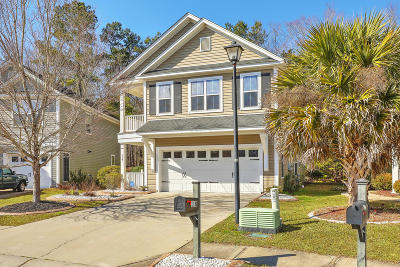 Ladson Single Family Home For Sale: 118 Instructor Court