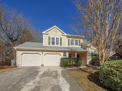 Goose Creek Single Family Home For Sale: 101 Monsarret Lane