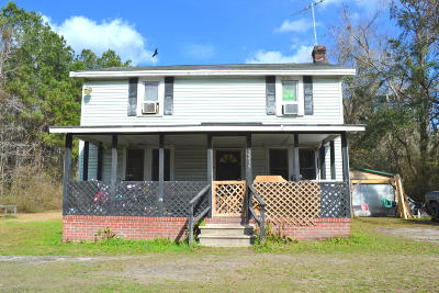 Summerville Single Family Home For Sale: 2219 Central Avenue