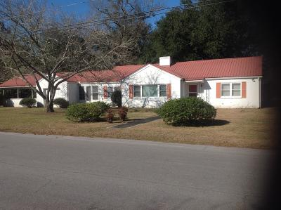 Holly Hill Single Family Home Contingent: 1026 Gilmore Avenue