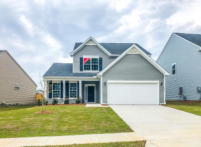 Moncks Corner Single Family Home For Sale: 236 Weeping Cypress Drive