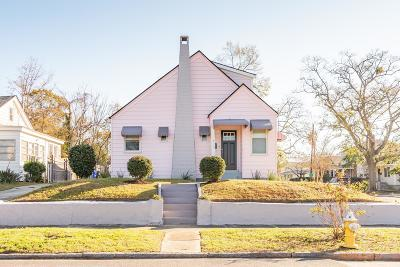 Charleston Single Family Home Contingent: 870 Ashley Avenue